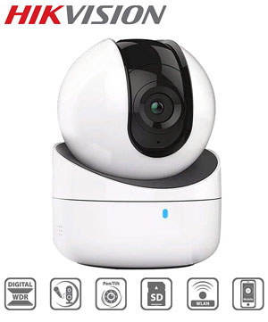 Camera Hikvision DS-2CV2Q21EFD-IW Xoay 4 chiều 1.0MP
