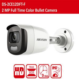 Camera đêm có màu Hikvision DS-2CE12DFT-F