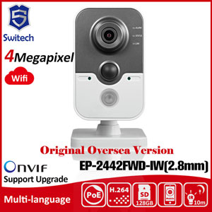 Camera IP Wifi Hikvision DS-2CD2442FWD-IW
