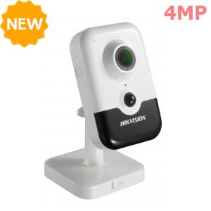 Camera IP không dây DS-2CD2443G0-IW siêu nét 4MP