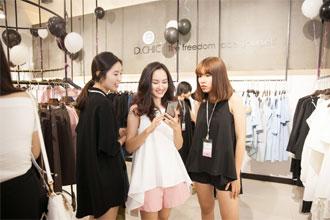 cách chọn camera cửa hàng quần áo
