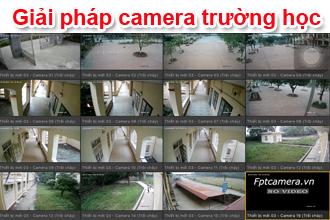 lắp camera quan sát lớp học