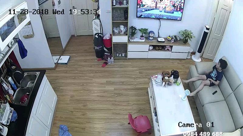 Cần lắp đặt camera giám sát gia đình