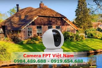 lắp camera quan sát, camera giám sát gia đình