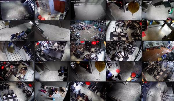 lắp camera cho nhà hàng bao nhiêu tiền