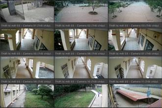 Lắp đặt camera giám sát tại Sóc Sơn