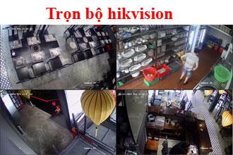 Lắp đặt trọn bộ camera hikvision 2.0 giá rẻ chính hãng FPT