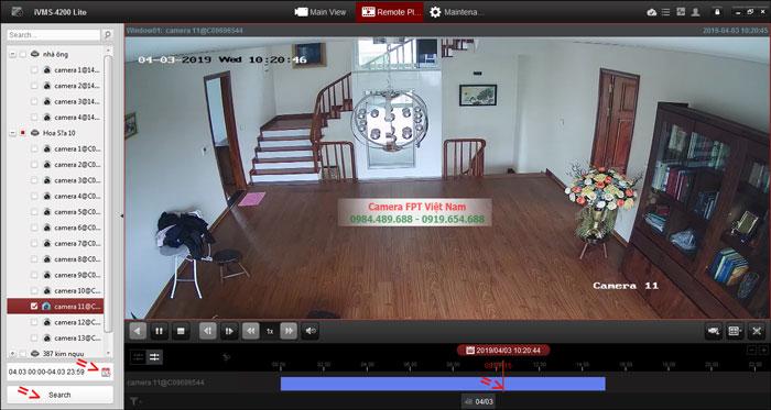 Hướng dẫn xem camera Hikvision trên máy tính PC, Laptop A->Z
