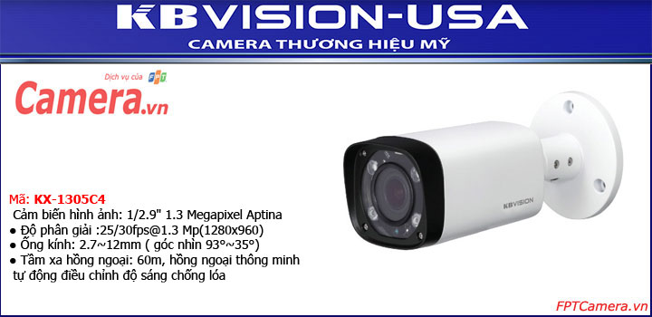 Camera-kbvision-KX-1305C4-anh