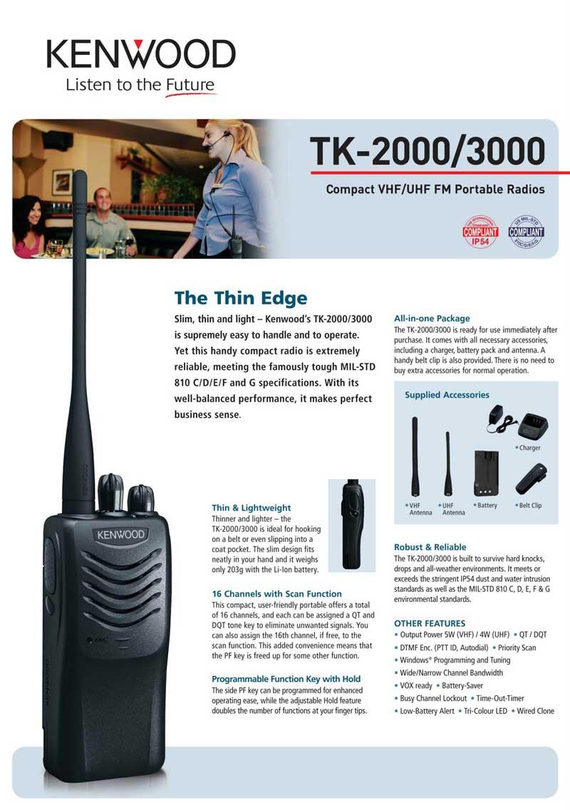 KENWOOD-TK-3000
