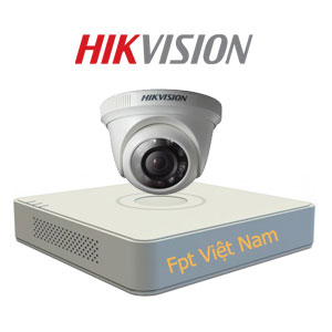 Lắp 1 Camera HIKVISION