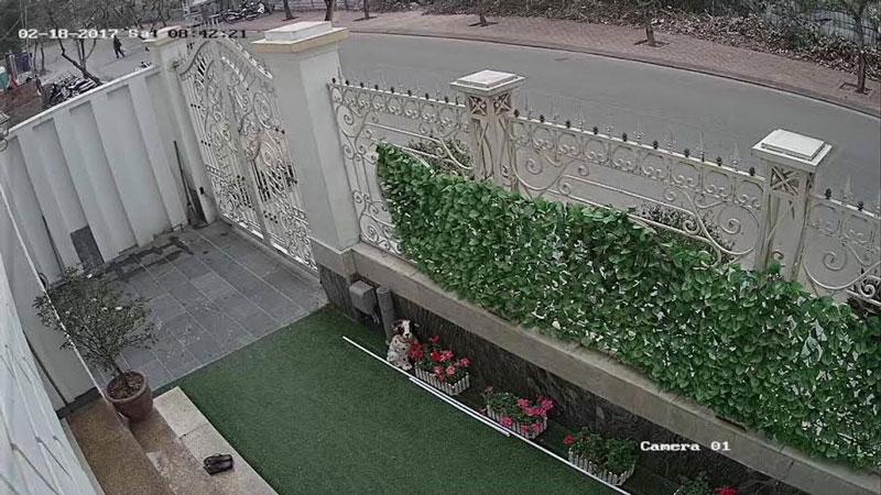 Camera Full HD Cho Nhà Biệt Thự Đẹp
