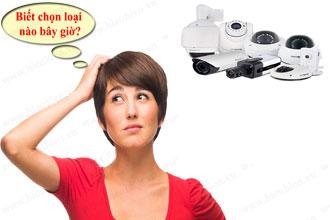 3 sai lầm khi chọn mua camera giám sát