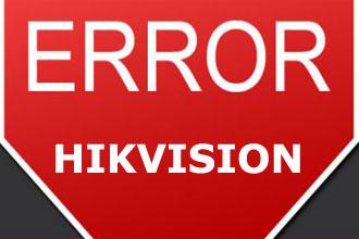 Đầu ghi Hikvision kêu bíp