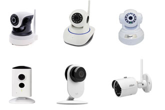 Giải pháp lắp đặt camera ip wifi cho cửa hàng nhỏ