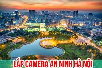 Lắp camera an ninh tại Hà Nội