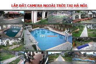 camera ngoài trời tại Hà Nội