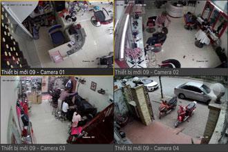 lắp đặt camera giám sát giá rẻ cho cửa hàng