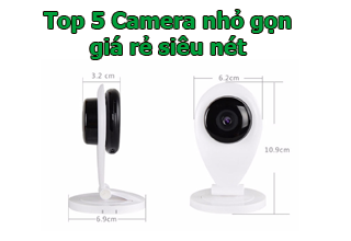 Camera nhỏ gọn giá rẻ