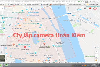 Công ty lắp camera quận Hoàn Kiếm Hà Nội