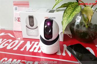 Cách cài camera wifi HIkvision DS-2CV2Q01EFD-IW
