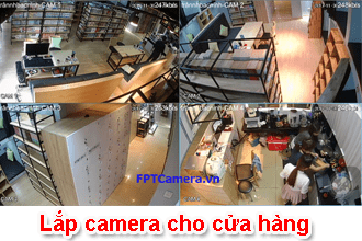 lắp camera cho cửa hàng tại hà nội