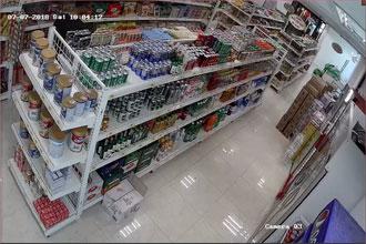Lắp camera cho siêu thị tạp hóa