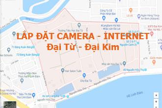 Công ty lắp camera phố Đại Từ Hoàng Mai Hà Nội