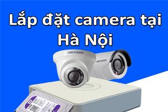 lắp camera Hà Đông