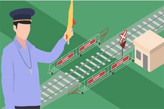 Đề án lắp camera an ninh đường sắt