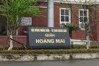 Lắp camera quận Hoàng Mai Hà Nội