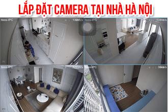 Lắp đặt camera tại nhà Hà Nội