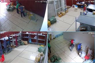Lắp đặt camera tại Định Công