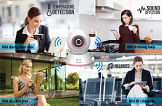 Top 8 camera giám sát không dây được ưa thích nhất