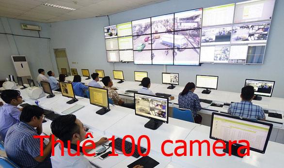 TP.HCM đi thuê 100 camera giám sát 2,5 tỷ